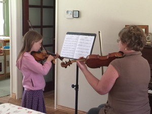 Beth violin