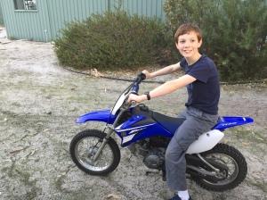 Dom motorbike