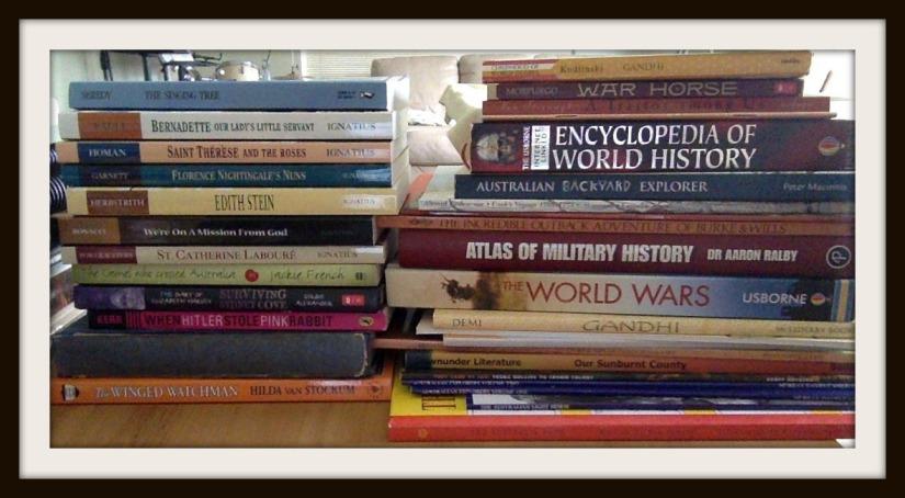 history books 2016